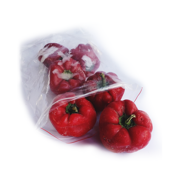 Frozen Bulgarian pepper for wholesale buyers with delivery